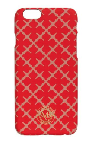 By Malene Birger IPhone 6 cover rood Pamsy 6-0