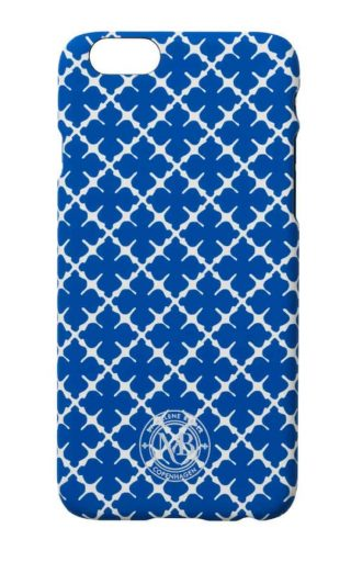 By Malene Birger IPhone 6 cover blauw wit Pamsy6-0