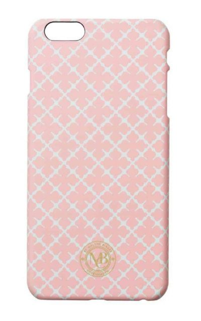 By Malene Birger IPhone 6 cover roze wit Pamsy6-0