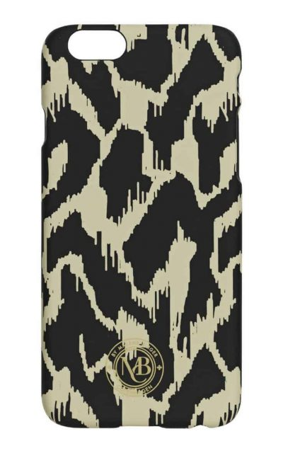 By Malene Birger IPhone 6 cover beige zwart Pamsy6-0