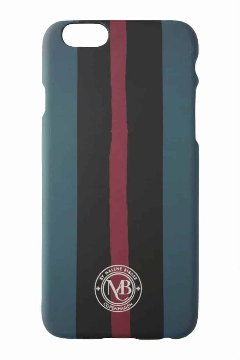 By Malene Birger IPhone 6 cover petrol Pamsy6-0