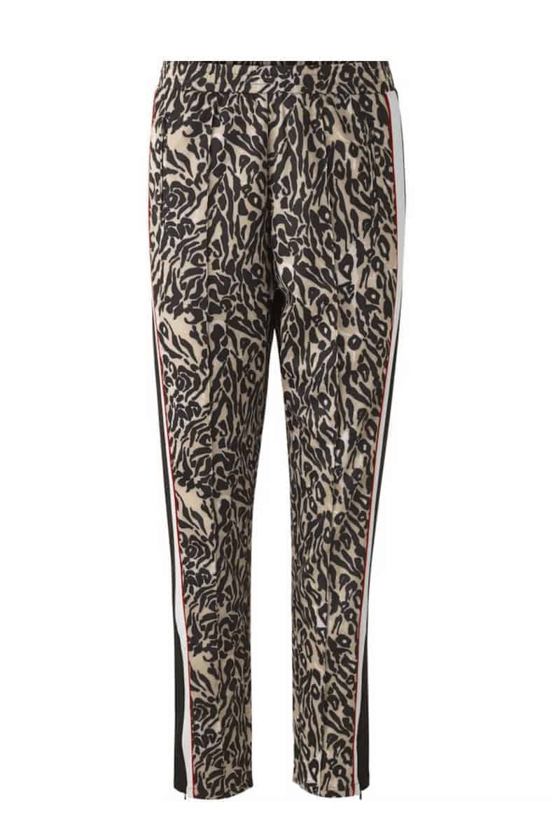 Notes du Nord broek leopard Halo-0