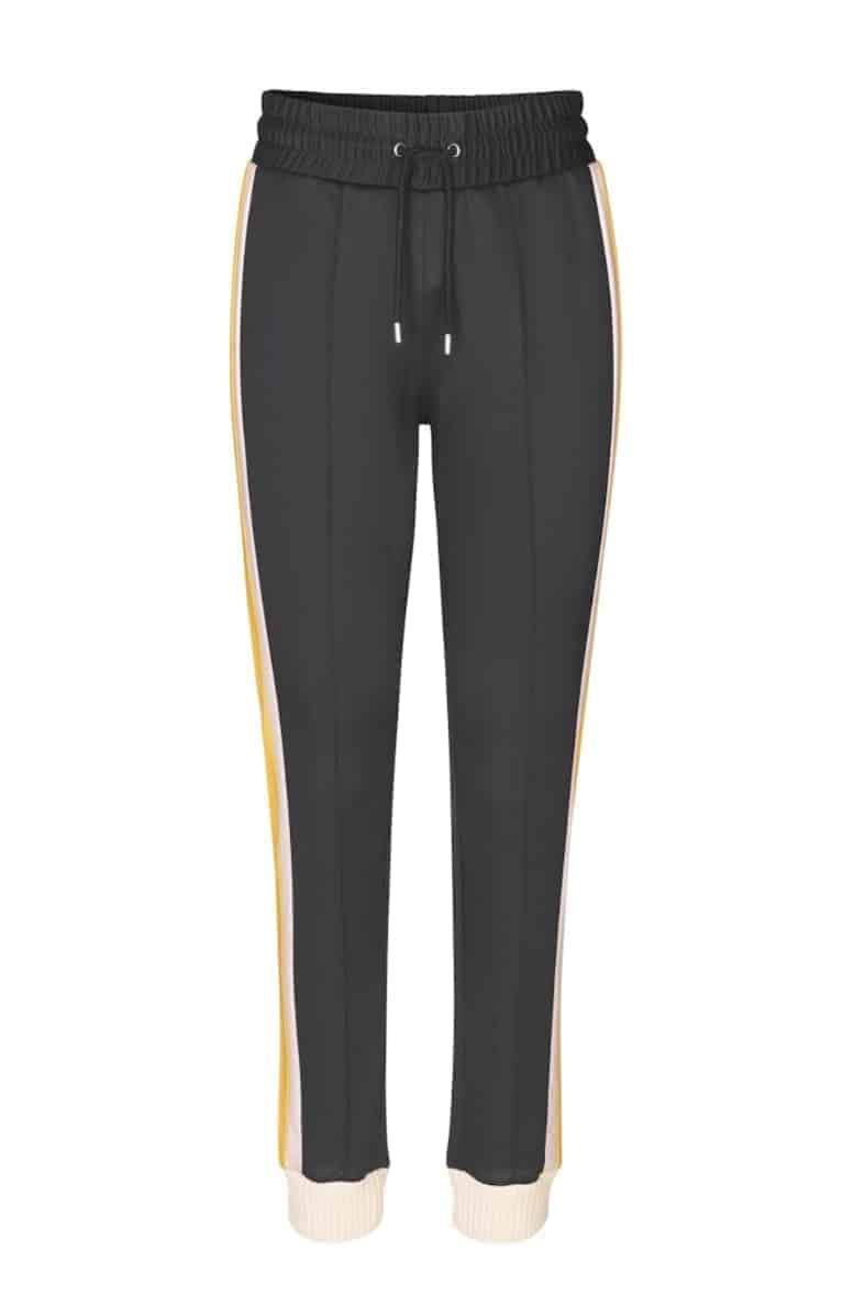 Notes du Nord Luna sweatpants zwart-6606