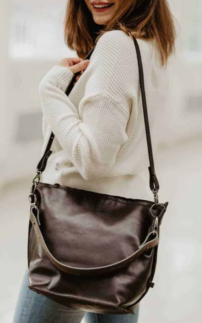 Ellen Truijen Shopper butterscotch choco-0