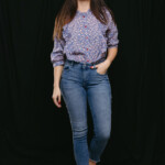 DL1961 jeans Florence ankle skinny Riviera frayed 10