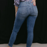DL1961 jeans Florence ankle skinny Riviera frayed 13